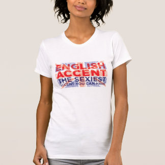 """Engels Accent "" T Shirt"