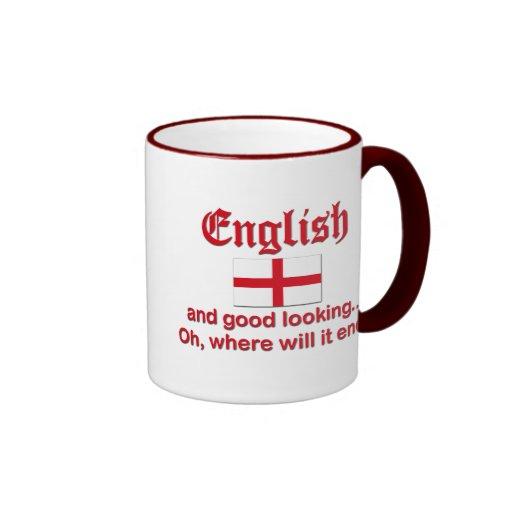 Engelse en Knappe… Koffie Bekers