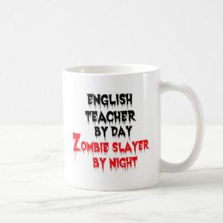 Engelse Leraar door 's nachts de Moordenaar van de Koffiemok