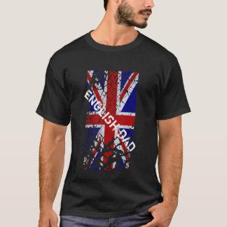 Engelse Papa + De vintage Vlag van Union Jack