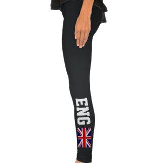 Engelse sportenbeenkappen | Britse vlag van Union  Legging