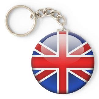 Engelse Vlag 2.0 sleutelhangers