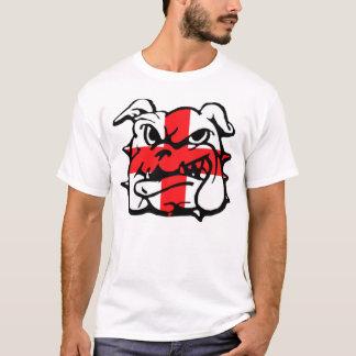 Engelse vlag, Engelse Buldog T Shirt