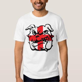 Engelse vlag, Engelse Buldog T Shirts