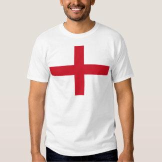 Engelse vlag t-shirt