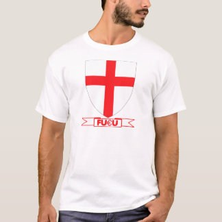 Engelse vlag t shirt