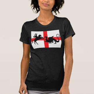 Engelse vlag tshirts