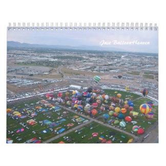 Enkel de Kalender van de Hemel van de Ballon