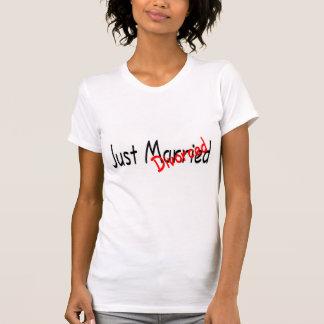 Enkel Gescheiden T Shirt
