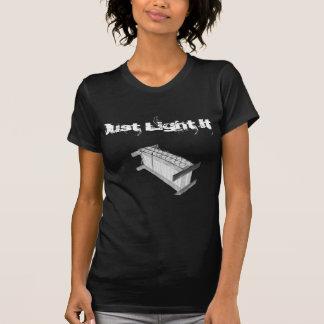 Enkel Licht het T Shirt