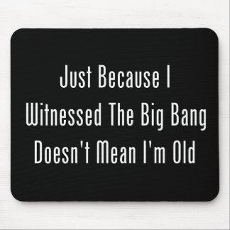 Enkel omdat ik Big Bang getuigde Muismat