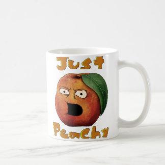 Enkel Peachy Koffiemok