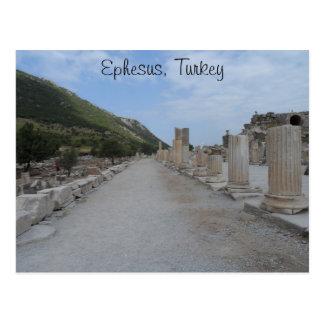 Ephesus, Turkije Briefkaart
