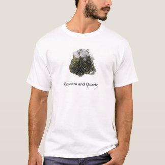Epidote en Kwarts T Shirt
