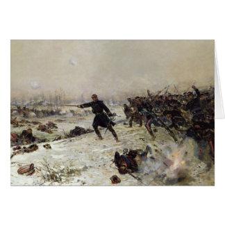 Episode van de Oorlog van 1870 Kaart