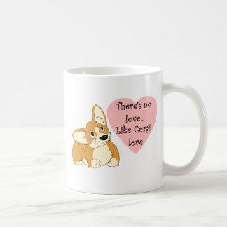 Er is geen liefde… koffiemok
