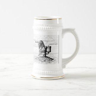 Er is slechts één ding mist… bier!!!! bierpul