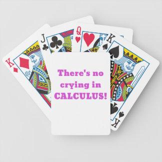 Er zijn Geen het Schreeuwen in Rekening Poker Kaarten