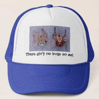 Er zijn niet geen insecten op me! trucker pet