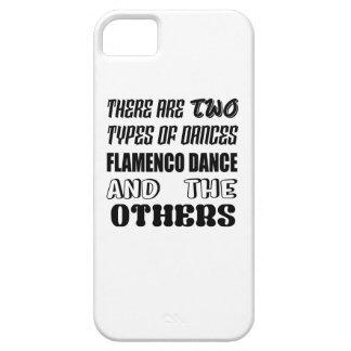 Er zijn twee soorten de dans van het Flamenco van Barely There iPhone 5 Hoesje