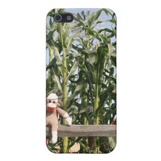 Ernie iPhone 4 van de Aap van de Sok Hoesje iPhone 5 Cover