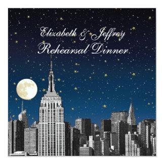 ESB NYC Diner van de Repetitie van de Maan van de Kaart