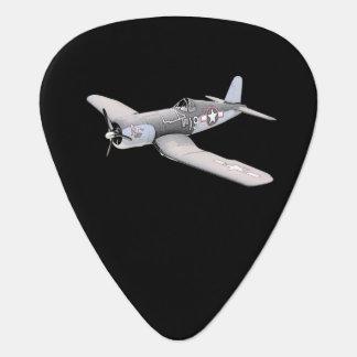 ESM F-4U het Vliegtuig van de Zeerover Gitaar Plectrum