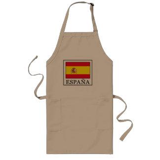 España Lang Schort
