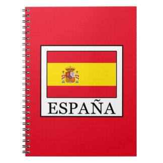España Notitieboek