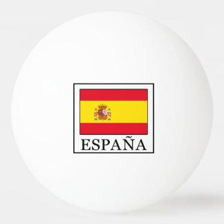España Pingpongbal