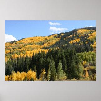 Espen in Colorado Poster