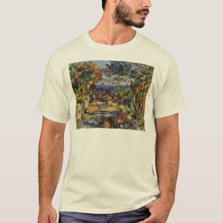 Estaque door Pierre-Auguste Renoir (Beste T Shirt