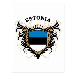 Estland Briefkaart