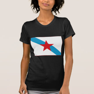 Estreleira - Bandera Independentista Gallega T Shirt