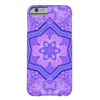 Etherisch Vliegtuig Mandala Barely There iPhone 6 Hoesje