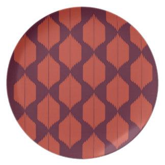 Ethno van de elementenchoco van het ontwerp melamine+bord