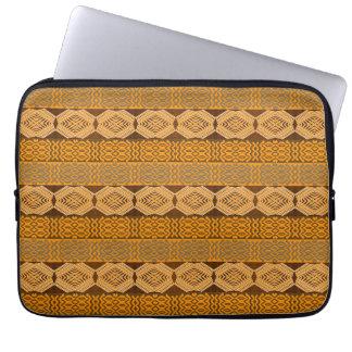 etnisch stammen Afrikaans patroon Computer Sleeve