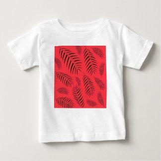 Etnische de elementen van het ontwerp baby t shirts