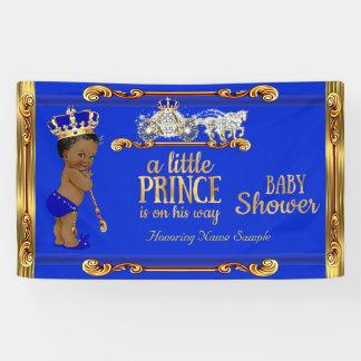 Etnische Vervoer van het Baby shower van de prins Spandoek
