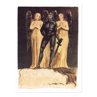 Europa. Een voorspelling. William Blake Briefkaart