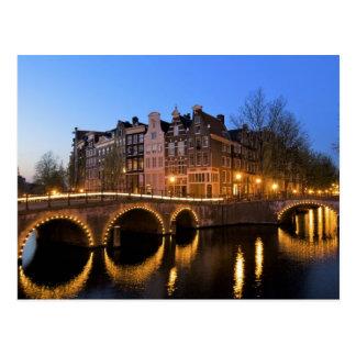 Europa, Nederland, Holland, Amsterdam, Briefkaart