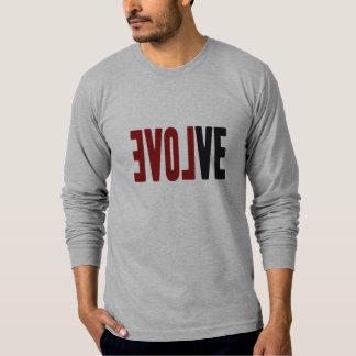 Evolueer met LIEFDE T Shirt
