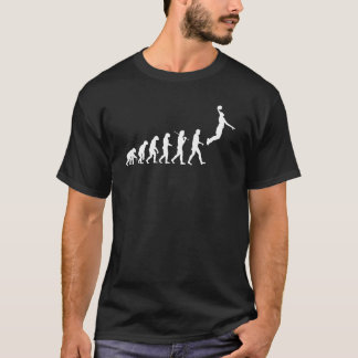 Evolutie - Basketbal B T Shirt