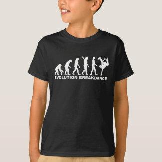 Evolutie Breakdance T Shirt