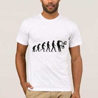 Evolutie van BMX T Shirt
