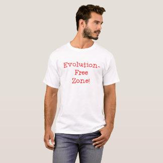 Evolutie-vrije Streek! T Shirt