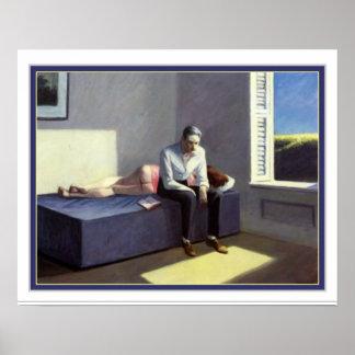 Excursie in Filosofie door Edward Hopper Poster