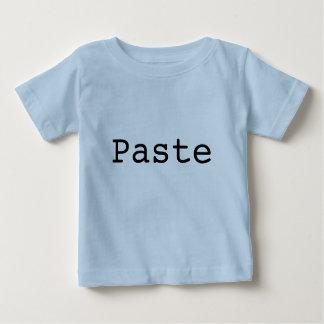 """Exemplaar en Deeg voor Tweelingen """"DEEG """" Baby T Shirts"""
