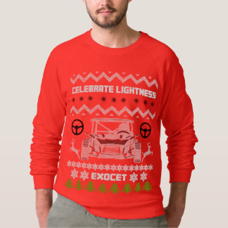 Exocet 2015 het Plakkerige Sweatshirt van de