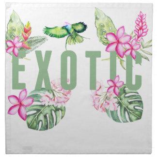 Exotic Servet